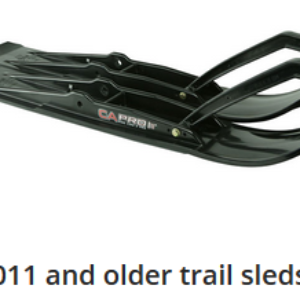 RZ Performance Trail Snowmobile Skis
